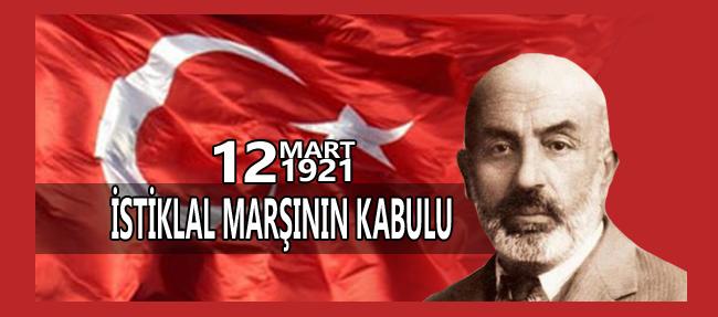 12 mart istiklal marşının kabulü resimli mesajları ile ilgili görsel sonucu